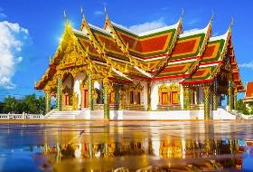 海外旅行社最新微笑佛国旅游线路安排