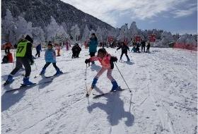 南昌到庐山高山滑雪1日游  编号:438