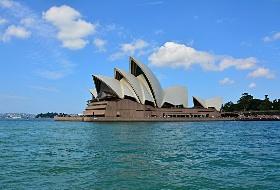澳洲新西兰11天五星海陆空