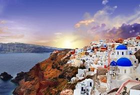飞向爱琴海希腊一地10天