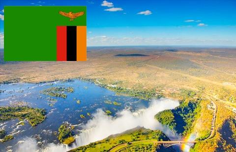 赞比亚旅游签证